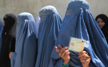 USD 6mn pledged to fuel female participation in upcoming Afghan elections