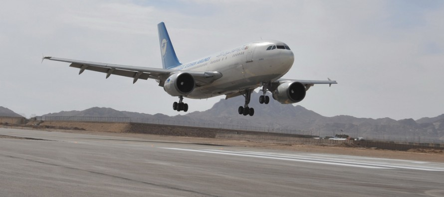 Italy pledges aid to transform Herat Airport