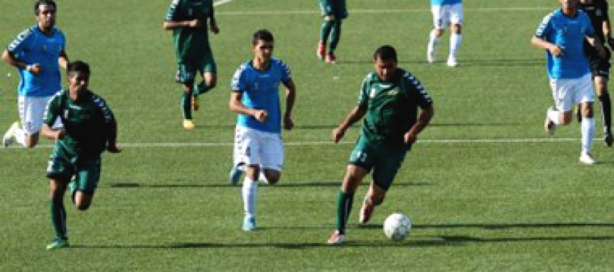 Afghan National Football Team heads to Nepal for SAFF Championship