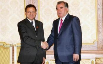 Afghan railway workers to receive technical training in Tajikistan