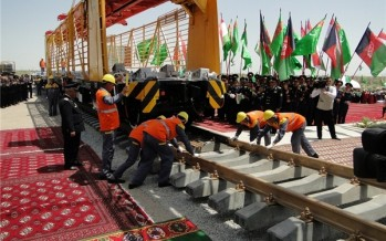 Survey of the Afghan-Tajik-Turkmen Railway to begin soon
