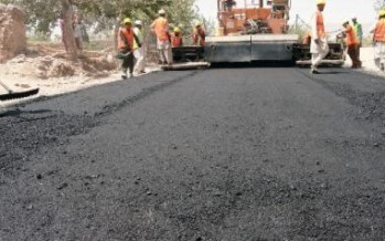 New road being built in Tirinkot