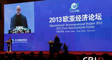 Afghanistan can contribute to the formation of a new Euro-Asia economic architecture: Karzai