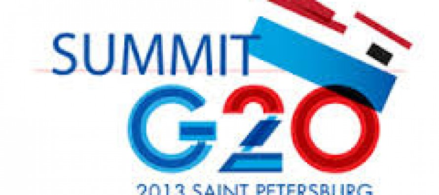 World Economic Crisis has not been resolved, says Putin at the G20 Summit