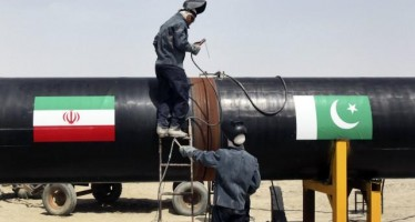 Chinese company pulls out of the Iran-Pak gas pipeline project