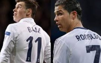 Gareth Bale to line up alongside Cristiano Ronaldo