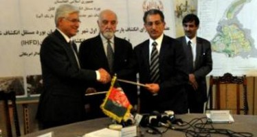 Contract for Kabul's largest-ever residential scheme signed