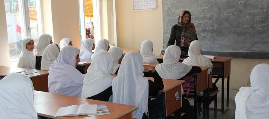 New school building established in Takhar