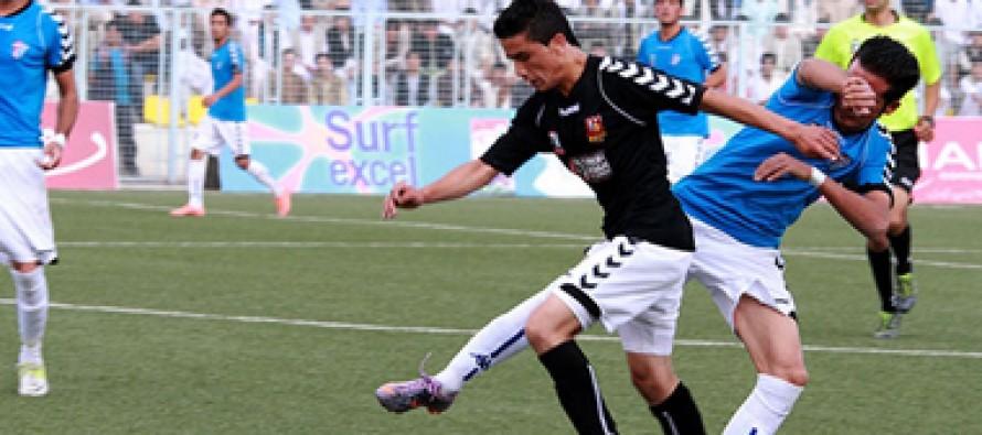 Toofan Harirod and Simorgh Alborz Clash Again