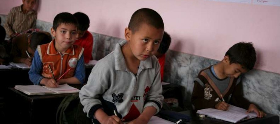 Education of Afghans in Iran is the highest education of refugees in the world