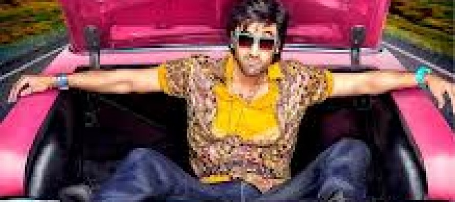 Besharam sinking down at Box Office