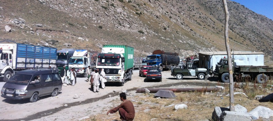 Twofold increase in Farah's customs revenue