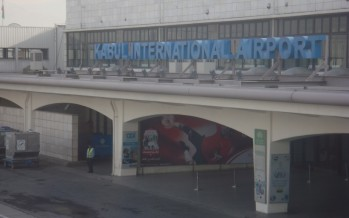 Afghan passengers complain about extra security checks at Kabul Airport
