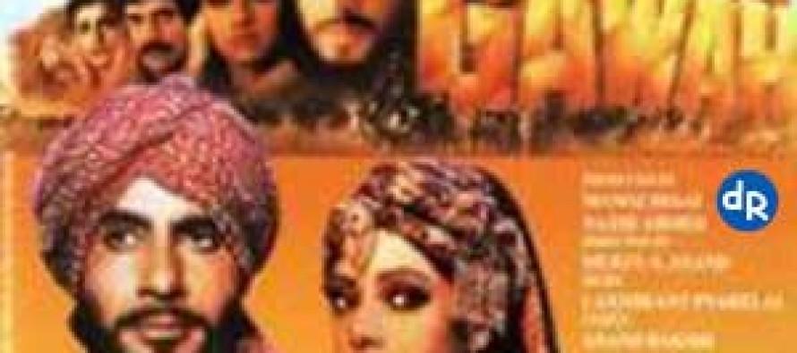 Indian film 'Khuda Gawah' shot in Afghanistan to get a sequel