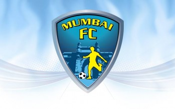 Afghan footballer Arash Hatefi scores for Mumbai FC