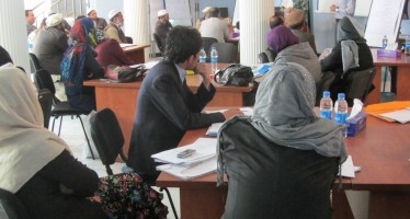 A new peace education course for teacher education in Afghanistan
