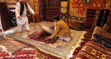 Afghan carpets sold under Pakistan's name