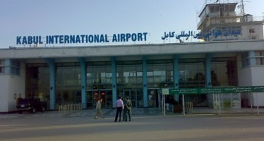Kabul Airport functioning without a landing system