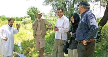 Purdue Helps Bring Back Education in Afghanistan