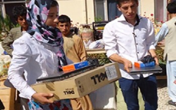 125 young Afghans complete vocational courses
