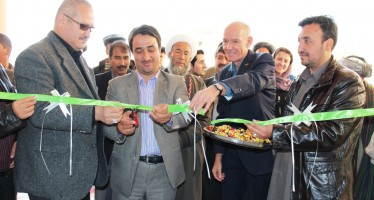 Kaldar District Administration Building inaugurated in Balkh Province
