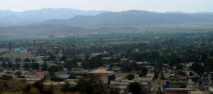 Khost's industrial park to attract big investment