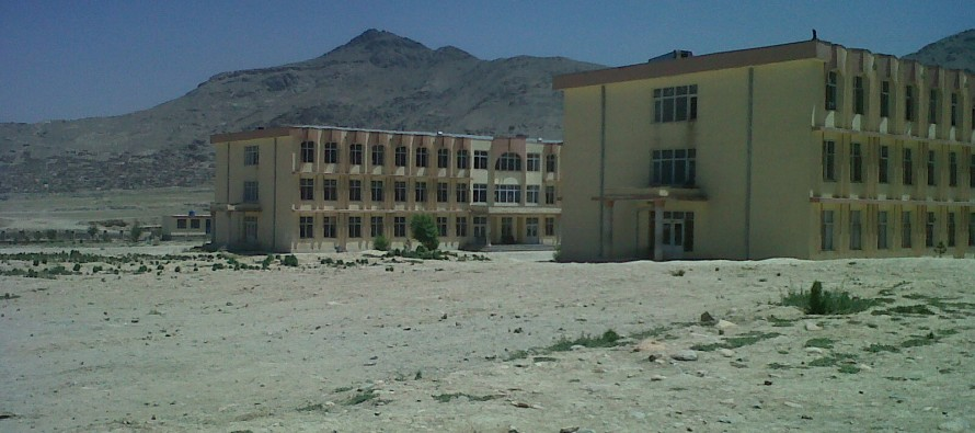Supreme Foundation opens computer lab for disadvantaged students in Kabul