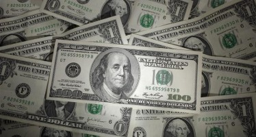 Where are US dollars going to in Afghanistan?