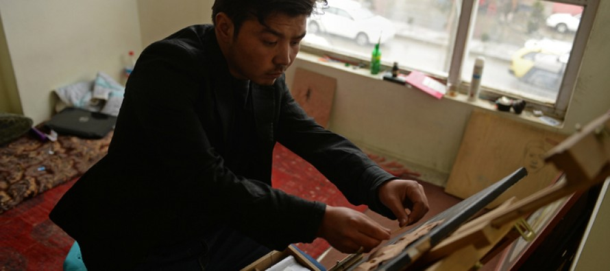 Young Afghan artists to compete for Afghan Contemporary Art Prize