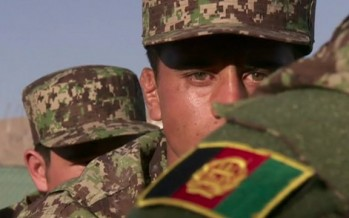 UK funded military academy inaugurated in Kabul