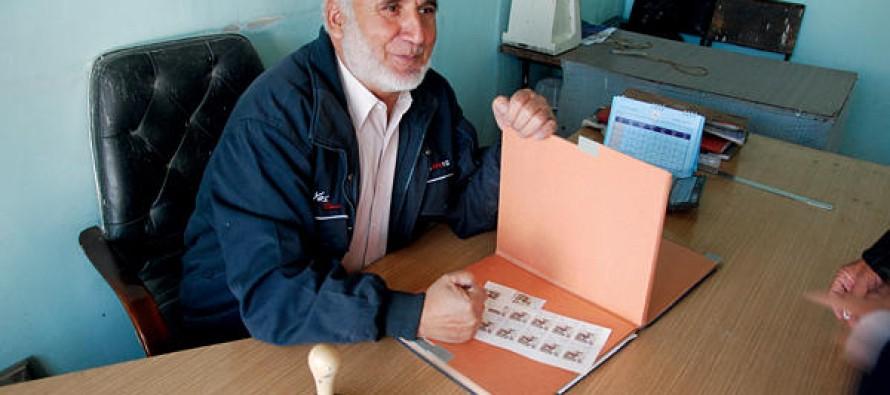 Afghanistan's postal services via Turkey to take 2 days