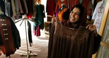 Afghan women entrepreneurs succeeded over the course of exhibition in India