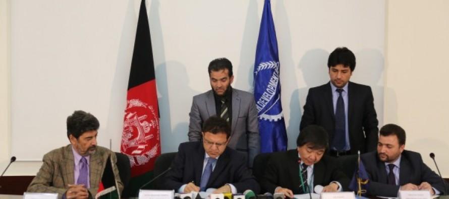 ADB grants USD 100 million to improve Afghanistan's irrigation system