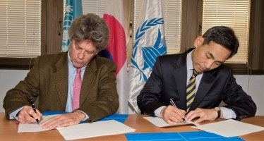Korea contributes USD 9mn to improve Afghan community resilience against shocks