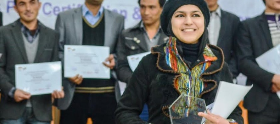 Winners of Balkh University Business Plan Competition announced