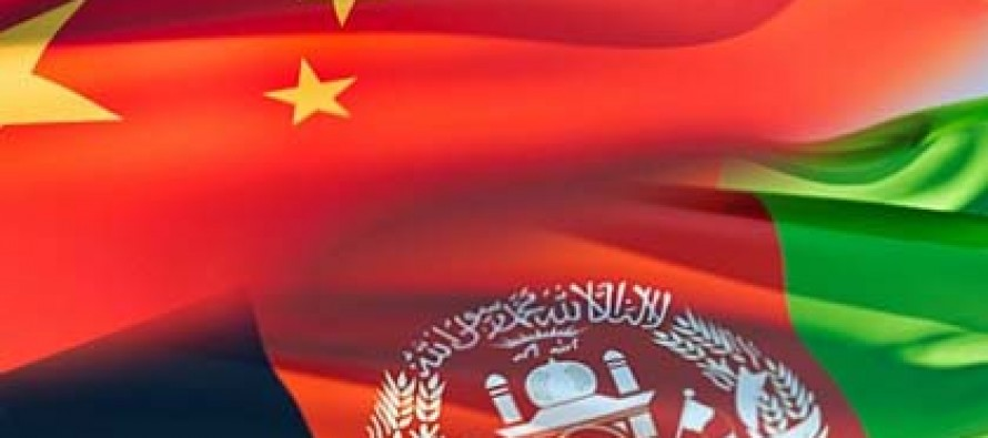 China, Afghanistan ink 3 cooperation accords