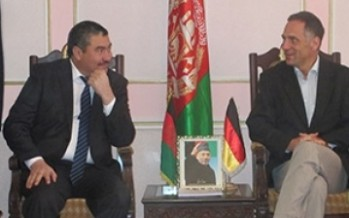 Germany to support irrigation in Jawzjan