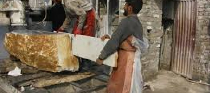 Nangarhar mines revenue generation to hit 300mn AFN this year