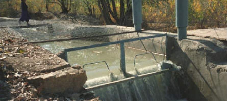 32 water supply networks to be constructed in 9 provinces