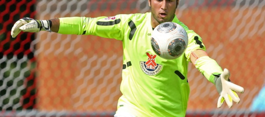 Afghan goalkeeper wins the North Athlete of the Year Award in Germany