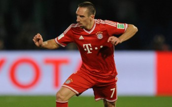 Ribery criticizes the decision to award Ronaldo the Ballon d'Or