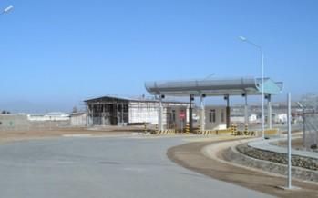 Afghan traders block trade at Sher Khan Port