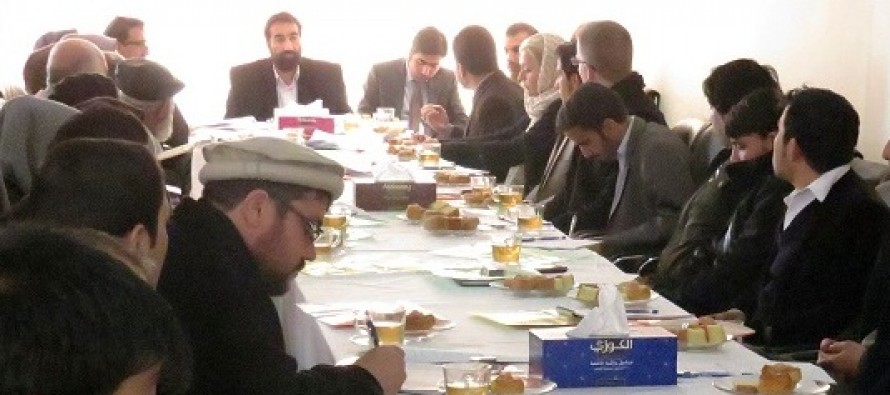 Minister of Energy & Water sees huge potential for green energy in Afghanistan