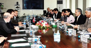 Afghanistan, Pakistan discuss expanding trade volume at JEC meeting