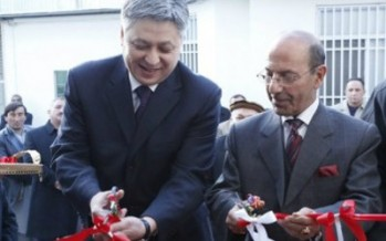 Kyrgyzstan Embassy opens in Kabul
