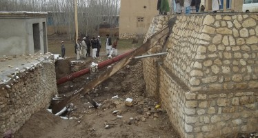 3 development projects completed in Bamyan Province