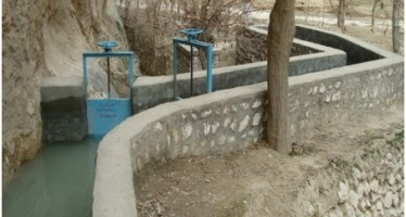 6 NSP projects completed in Balkh province