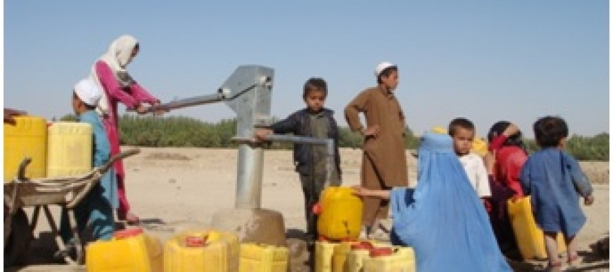 Two development projects completed in Faryab province