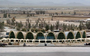 Donors spent 79mn Euros on reconstruction of Kandahar International Airport