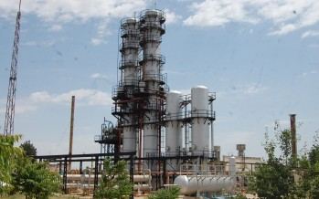 Work on oil refinery in Jawzjan to initiate in May